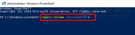 Solved] Scanning and Repairing Drive Stuck Issue in Windows 10