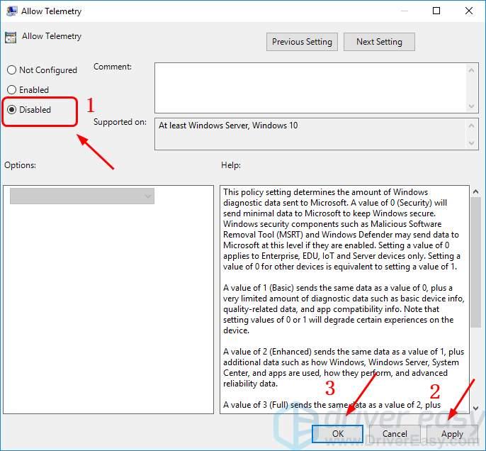Microsoft Compatibility Telemetry là gì? Hướng dẫn cách khắc phục lỗi Full Disk Win 10 5