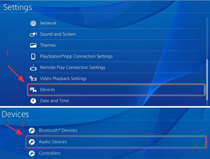Connect Bluetooth Headphones to PS4 [With Pictures] - Driver