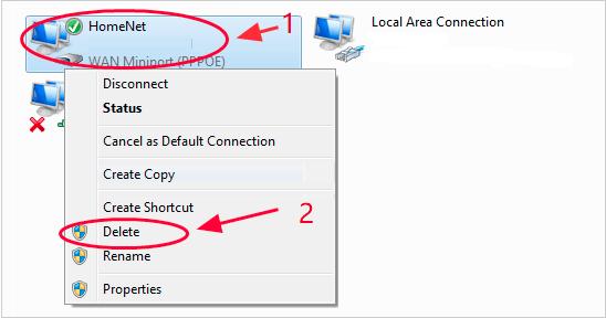 how to solve error 651 in bsnl broadband