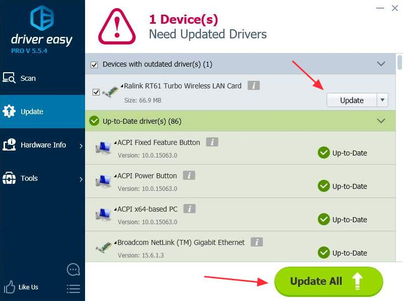 How to Fix WiFi not Working [Easy Guide] - Driver Easy
