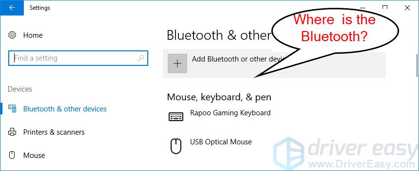 Best Fixes for Windows 10 Bluetooth Missing in Settings