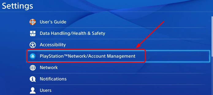 how to download shared games on ps4