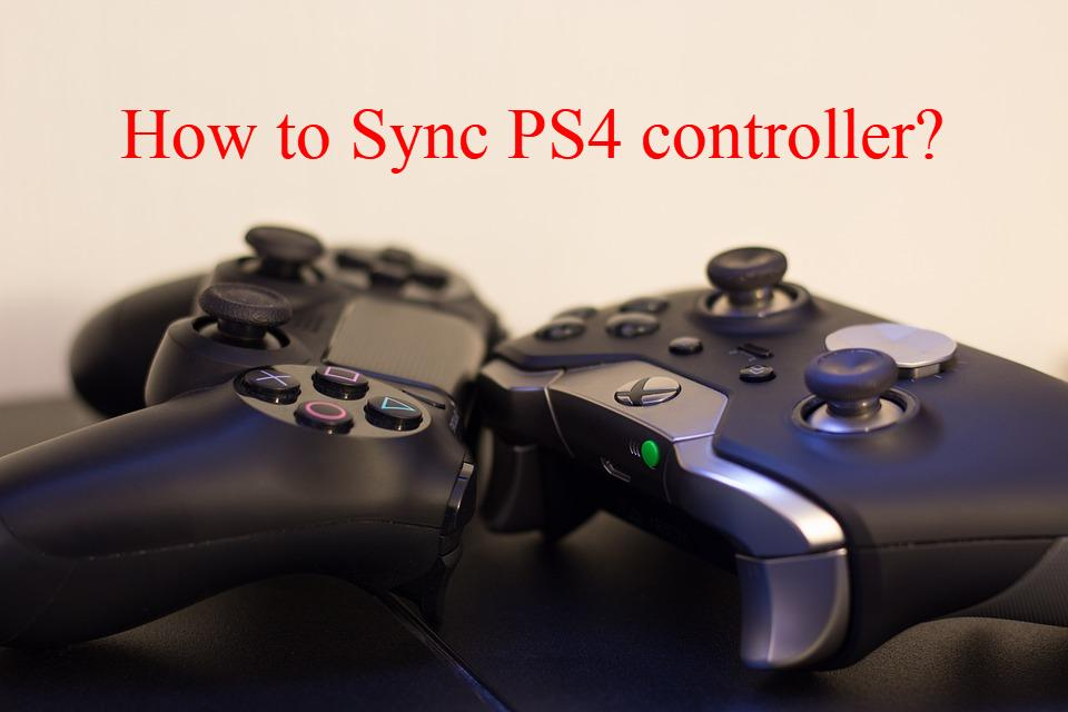how to sync ps4 controller easy guide driver easy rh drivereasy com sony playstation 3 controller manual sony ps3 wireless controller manual