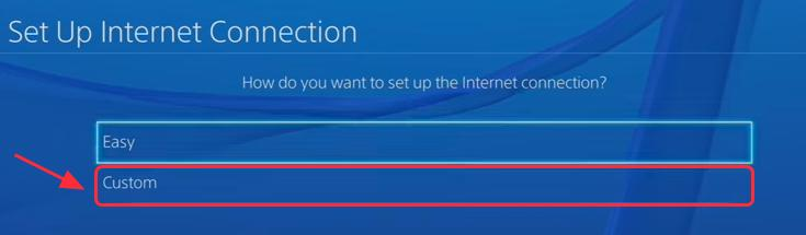 how to fix nat type ps4 failed
