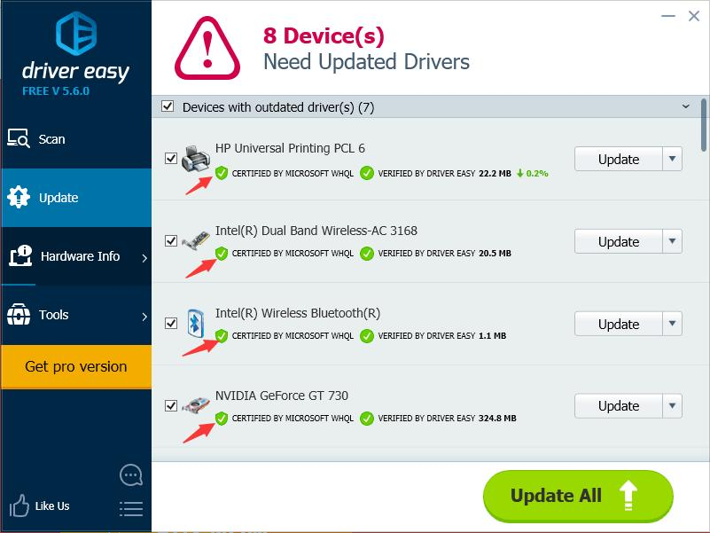 licence key for driver easy 5.6.0