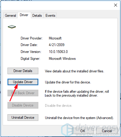 pilote coprocesseur windows 7 gratuit