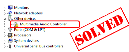 Generic usb audio device driver windows 7 download download for.