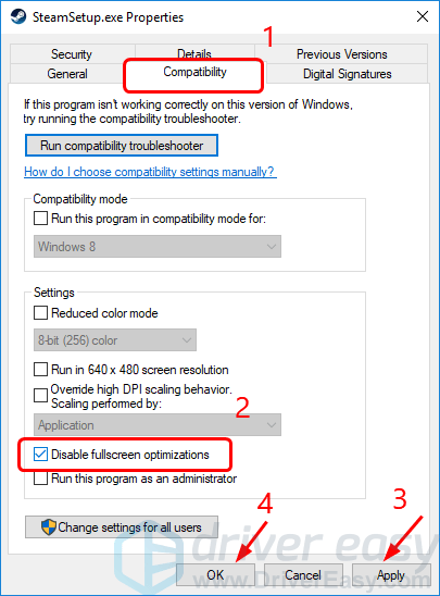Couldn't switch to requested monitor resolution [Solved