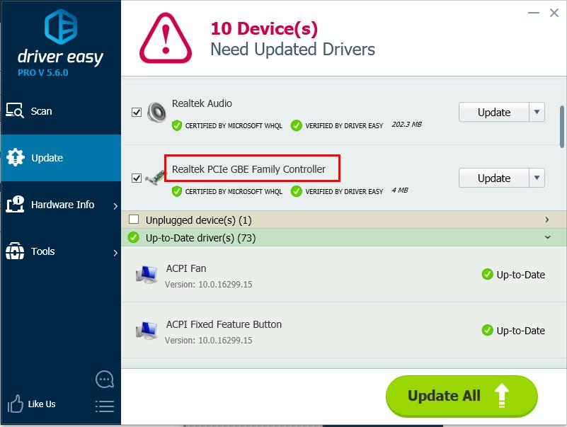 Fix Network Adapter Not Showing In Device Manager Driver Easy