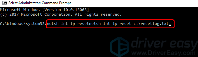 Fixed] tcpip.sys Blue Screen of Death on Windows 10/7/8 - Driver Easy