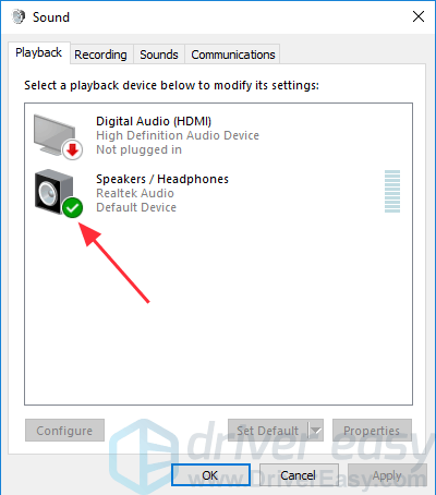 Sound not Working on HP Laptop [Best Fixes] - Driver Easy