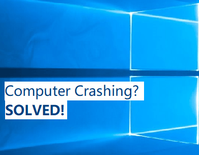Fixed] Computer keeps crashing | Quickly & Easily - Driver Easy