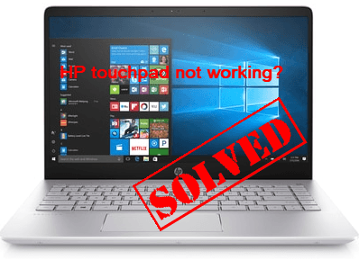 HP G60-536NR NOTEBOOK SYNAPTICS TOUCHPAD DRIVERS UPDATE