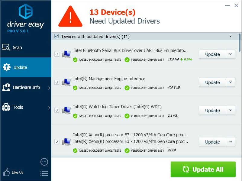 Intel Bluetooth Driver for Windows 10 Download Easily! - Driver Easy