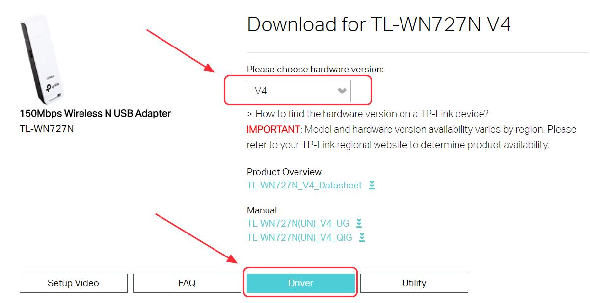 download tp link tl-wn727n driver