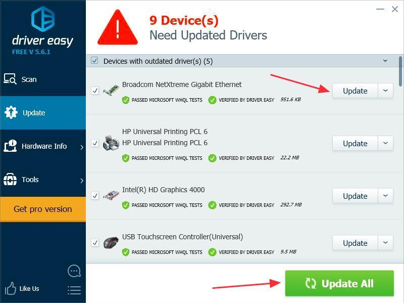 How to Fix Windows Error 0xc00000e9 - Driver Easy