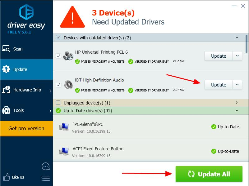 Fixed] INET_E_RESOURCE_NOT_FOUND Error - Driver Easy