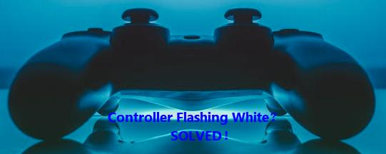 PS4 Controller Flashing White [Solved] - Driver Easy
