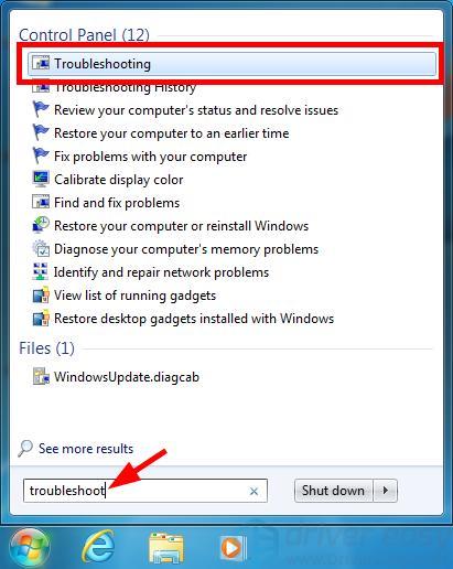 fix windows 7 updates tool