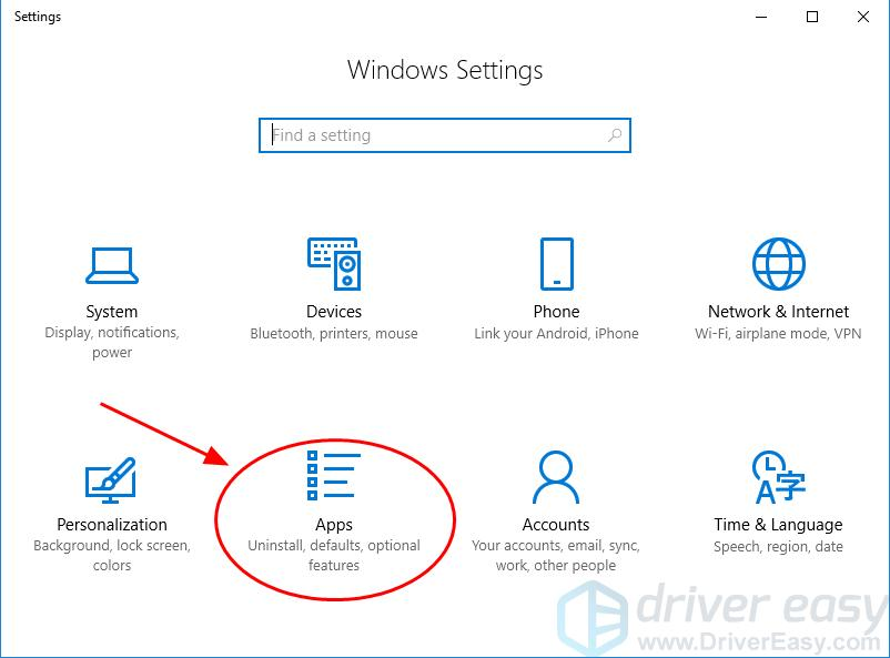 How to Uninstall Programs on Windows 10 - Driver Easy