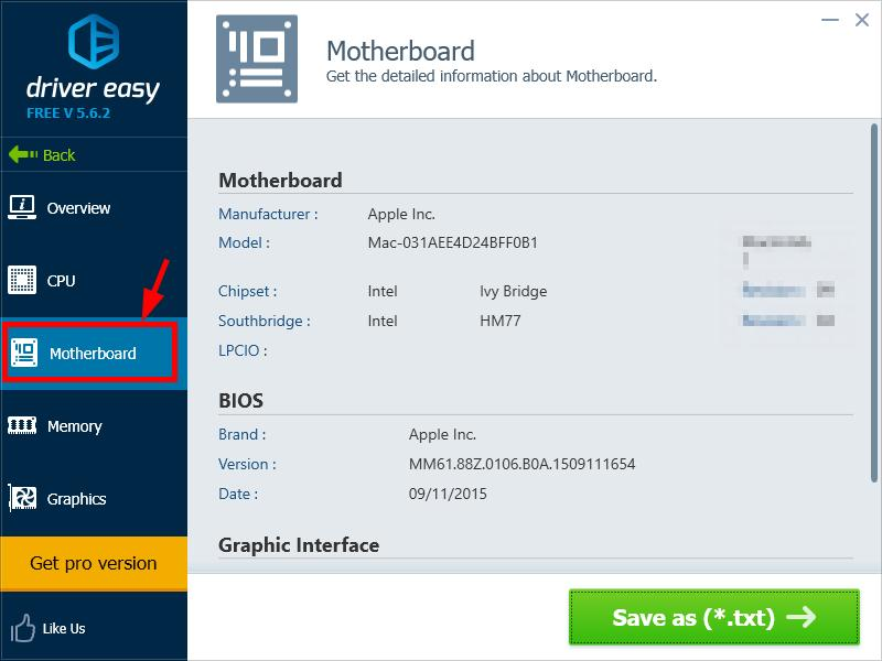 how to check your motherboard chipset