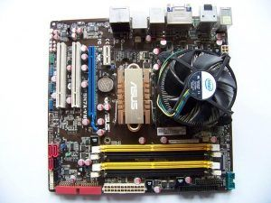 how to look up your motherboard