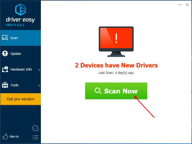 Second Monitor Not Detected Windows 7 [SOLVED] - Driver Easy