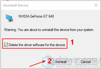 do you have to uninstall old graphics drivers before installing new ones