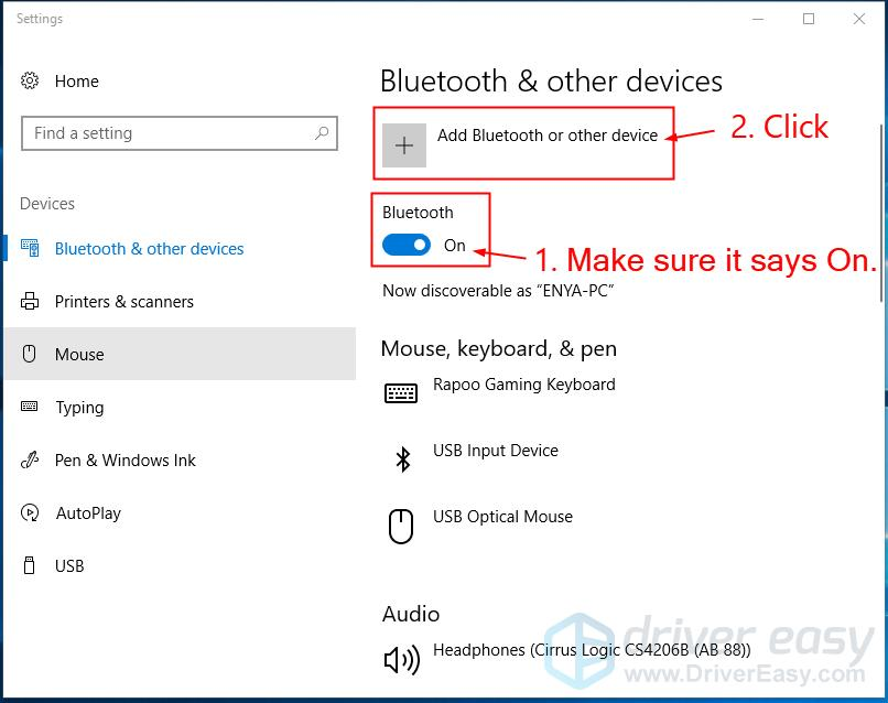 SOLVED] Connect Bluetooth Speaker To Laptop  Quickly