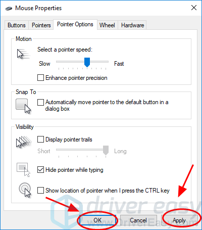 How to Change Mouse DPI and Improve Mouse Performance - Driver Easy
