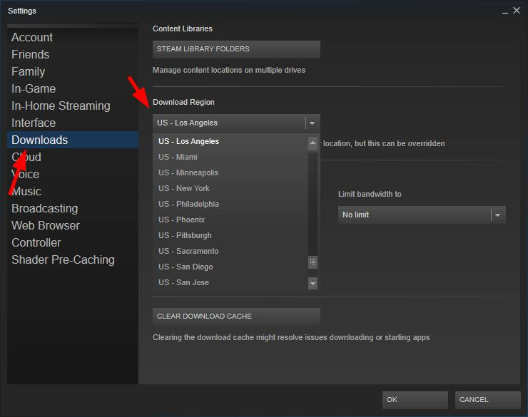 Fix: Steam Not Downloading Games - Driver Easy