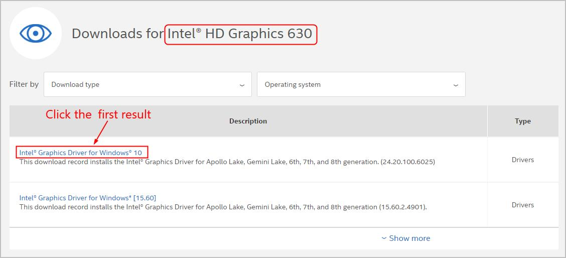 Intel HD Graphics 630 Driver Issues In Windows [SOLVED