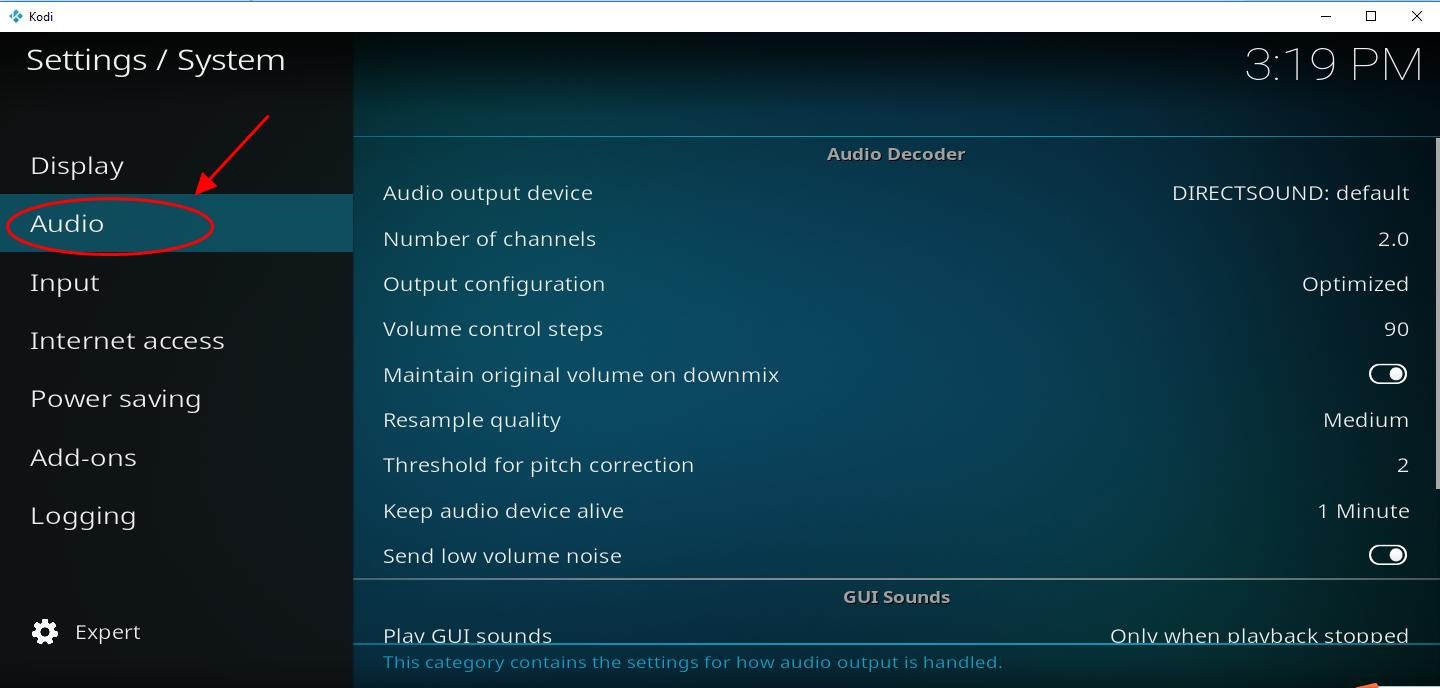How to Fix Kodi No Sound Issue Easily - Driver Easy