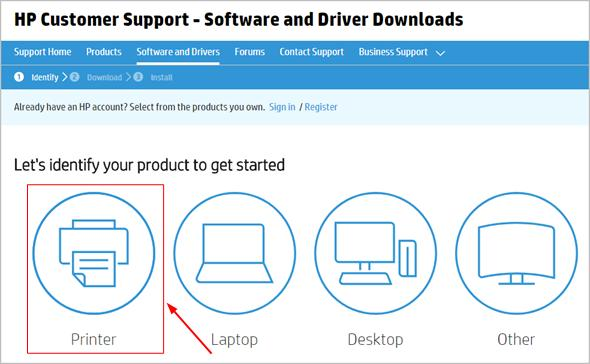 HP Officejet 4630 Driver Download & Update - Driver Easy