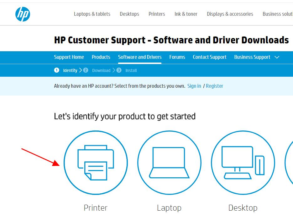HP Officejet Pro 8610 Driver Download & Update for Windows