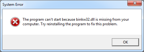 How to Fix binkw32.dll Missing Error - Driver Easy