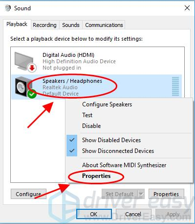Easy to Fix Speaker Buzzing Sound - Driver Easy