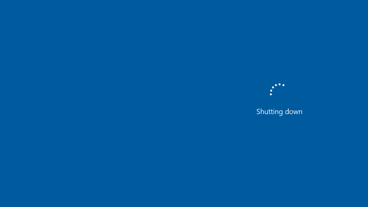 How To Fix Computer Won't Shut Down Windows 10 - Driver Easy