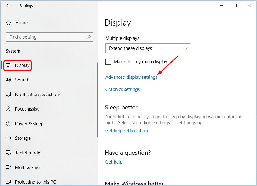 Fix Second Monitor Not Detected on Windows 10 [Solved