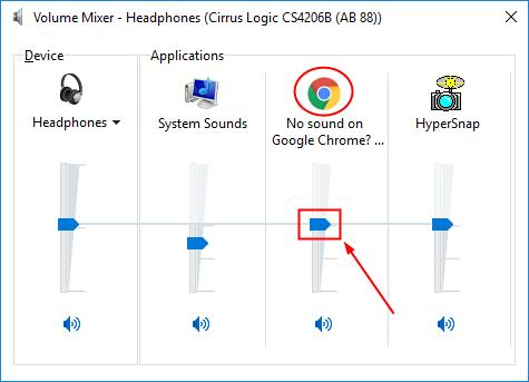 Chrome No Sound? Here's How To Fix It! - Driver Easy