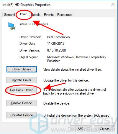 SOLVED: DirectX device creation failed - Driver Easy