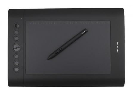 huion h610 pro driver mac download