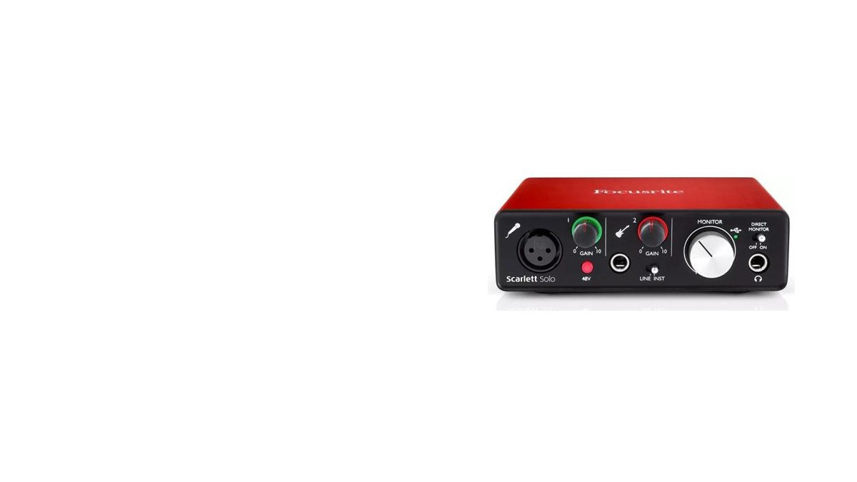 Focusrite Scarlett Solo Driver Download Update Quickly Easily Driver Easy