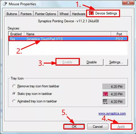 How To Solve Laptop Touchpad Not Working - Driver Easy