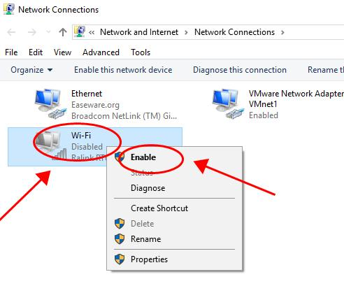 Fixed] Windows wireless service is not running on this