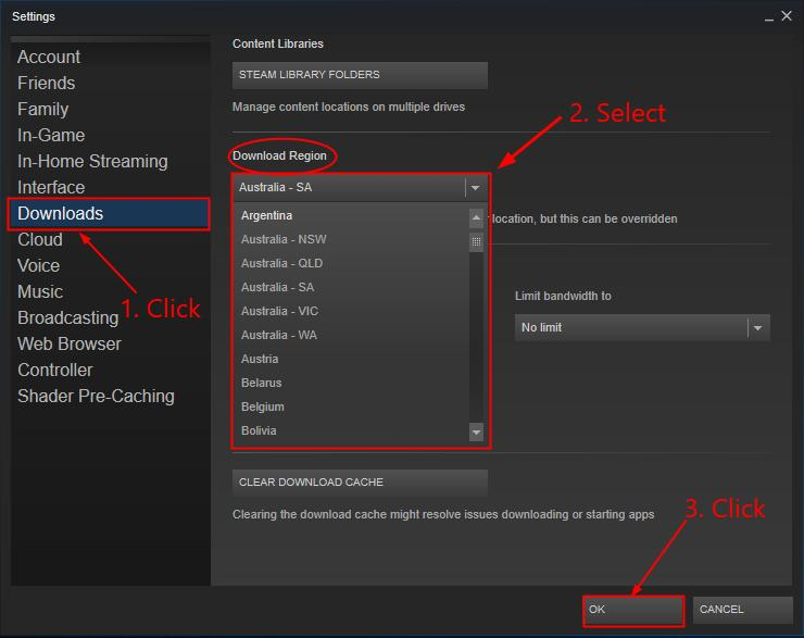 Steam missing file privileges [SOLVED] - Driver Easy