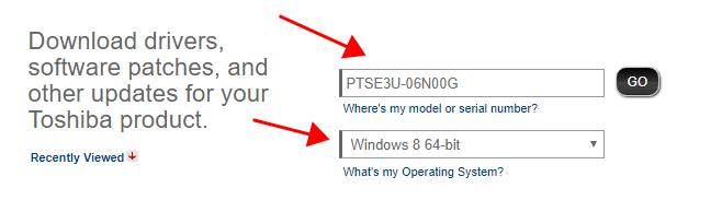 toshiba driver update utility activation key