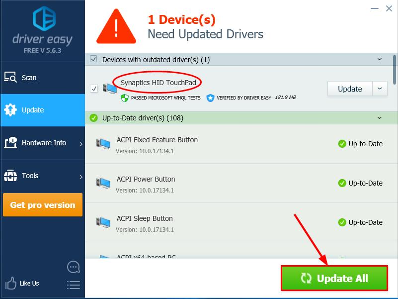 How To Fix Mouse frozen On Laptop - Driver Easy