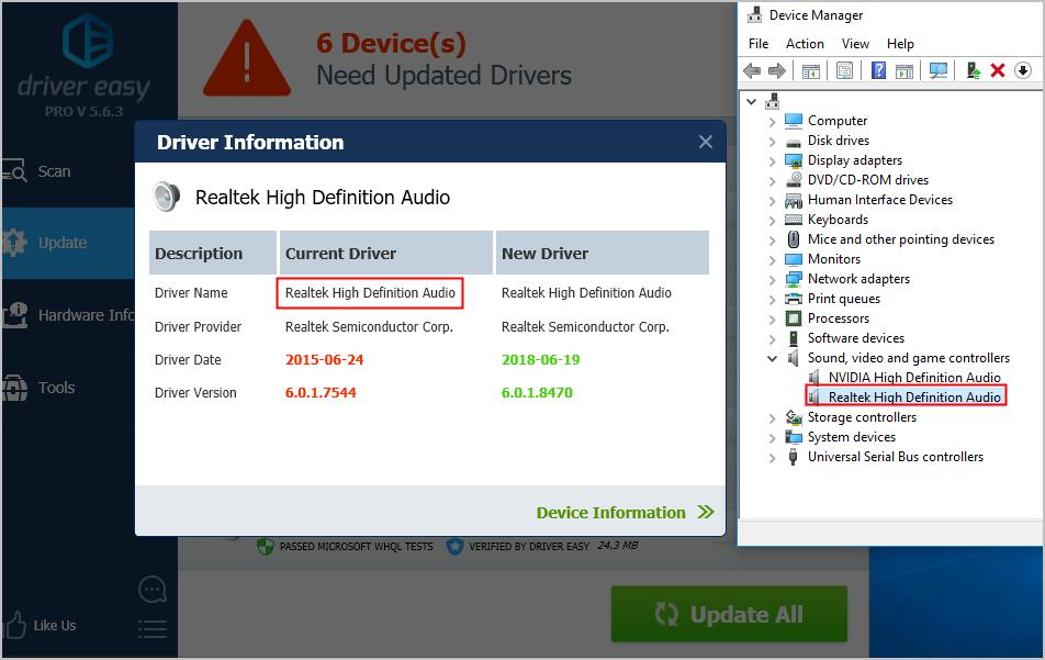 Update Drivers in Windows 10. Easily! - Driver Easy